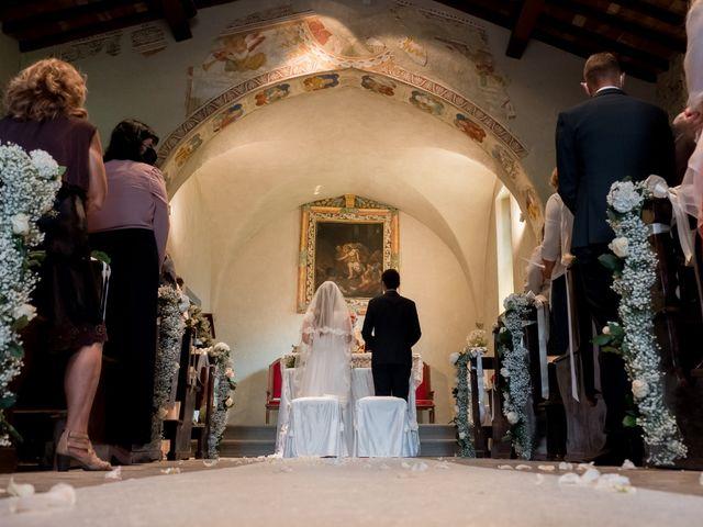 Il matrimonio di Eugenio e Chiara a Spinone al Lago, Bergamo 9