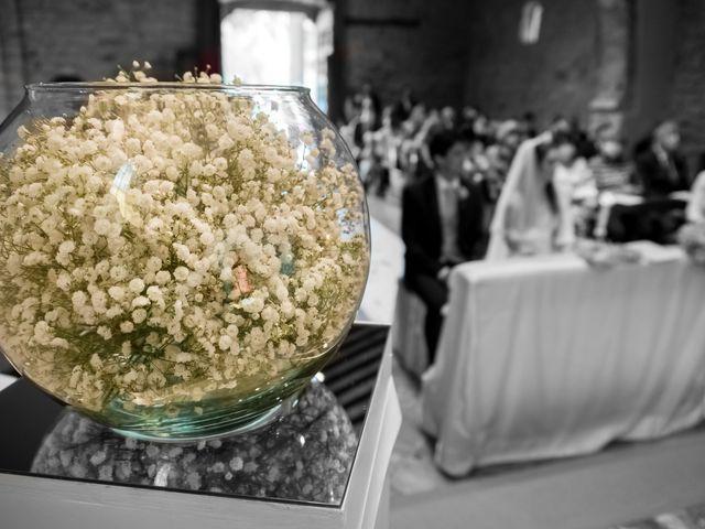 Il matrimonio di Eugenio e Chiara a Spinone al Lago, Bergamo 12