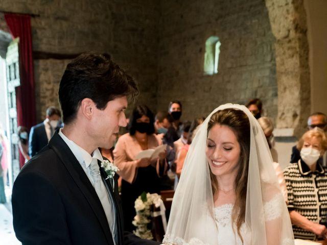 Il matrimonio di Eugenio e Chiara a Spinone al Lago, Bergamo 13