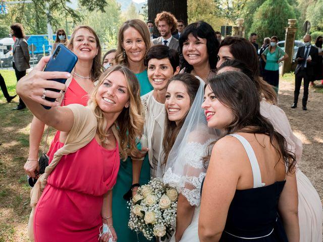 Il matrimonio di Eugenio e Chiara a Spinone al Lago, Bergamo 1