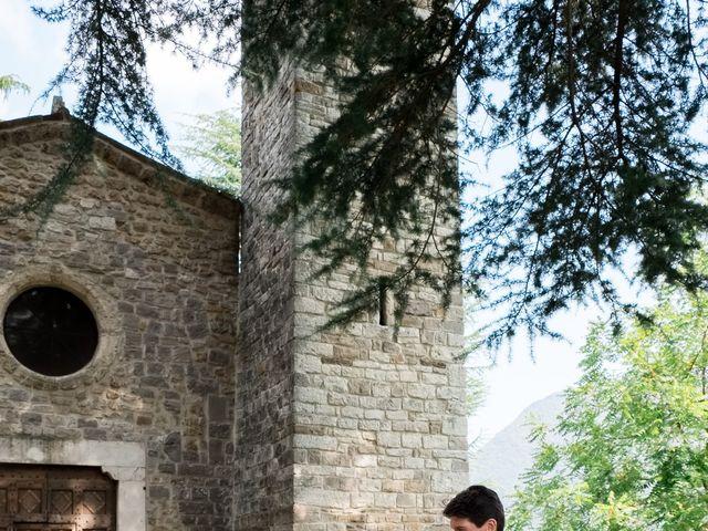 Il matrimonio di Eugenio e Chiara a Spinone al Lago, Bergamo 18