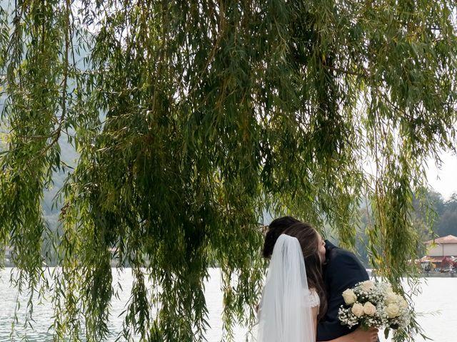 Il matrimonio di Eugenio e Chiara a Spinone al Lago, Bergamo 21