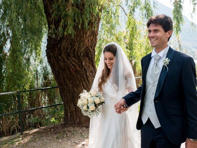Il matrimonio di Eugenio e Chiara a Spinone al Lago, Bergamo 22
