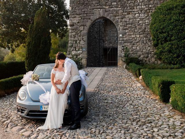 Il matrimonio di Eugenio e Chiara a Spinone al Lago, Bergamo 23