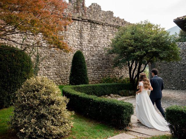 Il matrimonio di Eugenio e Chiara a Spinone al Lago, Bergamo 29