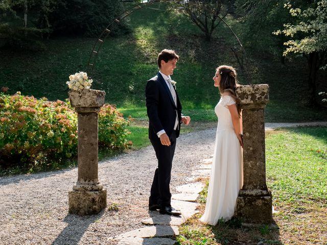 Il matrimonio di Eugenio e Chiara a Spinone al Lago, Bergamo 31