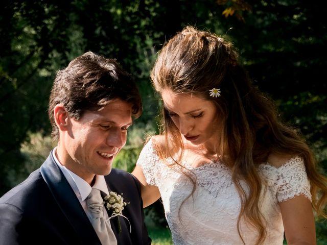 Il matrimonio di Eugenio e Chiara a Spinone al Lago, Bergamo 34