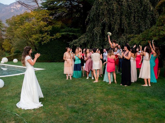 Il matrimonio di Eugenio e Chiara a Spinone al Lago, Bergamo 38