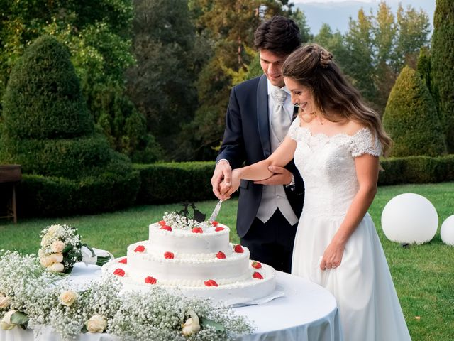 Il matrimonio di Eugenio e Chiara a Spinone al Lago, Bergamo 40