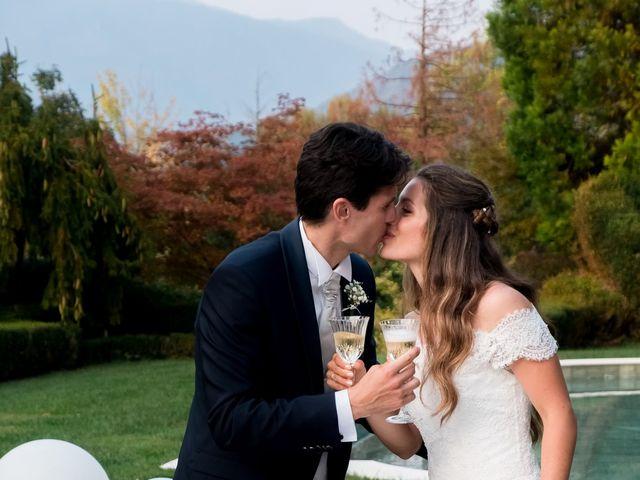 Il matrimonio di Eugenio e Chiara a Spinone al Lago, Bergamo 41