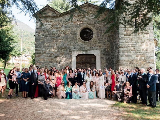 Il matrimonio di Eugenio e Chiara a Spinone al Lago, Bergamo 17