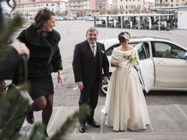Il matrimonio di Benedetta e Alessio a Livorno, Livorno 16