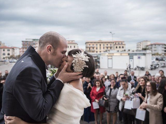 Il matrimonio di Benedetta e Alessio a Livorno, Livorno 25