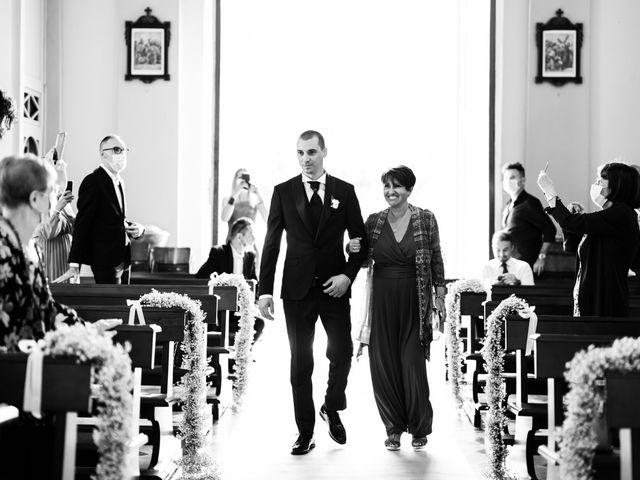 Il matrimonio di Alessandro e Claudia a Nerviano, Milano 20