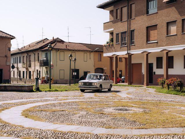 Il matrimonio di Alessandro e Claudia a Nerviano, Milano 21