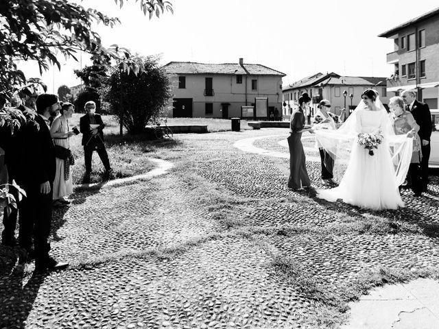 Il matrimonio di Alessandro e Claudia a Nerviano, Milano 24