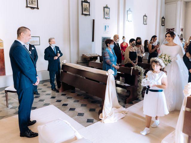 Il matrimonio di Alessandro e Claudia a Nerviano, Milano 29