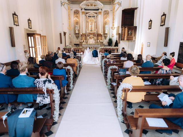 Il matrimonio di Alessandro e Claudia a Nerviano, Milano 35