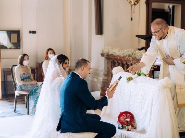 Il matrimonio di Alessandro e Claudia a Nerviano, Milano 40