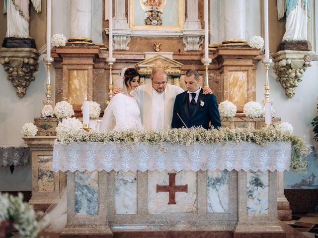 Il matrimonio di Alessandro e Claudia a Nerviano, Milano 42