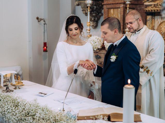 Il matrimonio di Alessandro e Claudia a Nerviano, Milano 43