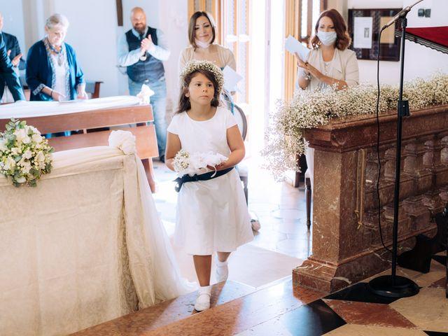 Il matrimonio di Alessandro e Claudia a Nerviano, Milano 45