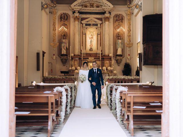 Il matrimonio di Alessandro e Claudia a Nerviano, Milano 50