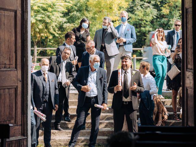 Il matrimonio di Alessandro e Claudia a Nerviano, Milano 51