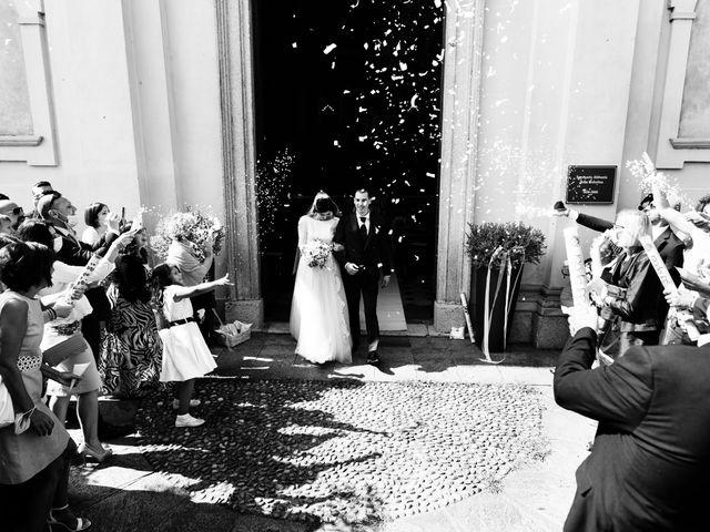 Il matrimonio di Alessandro e Claudia a Nerviano, Milano 54