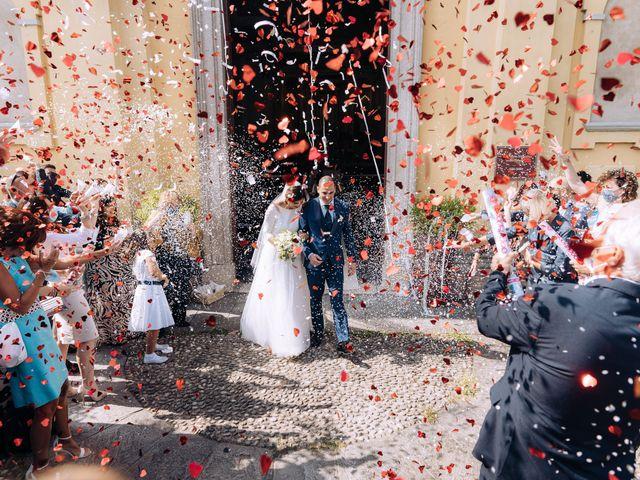 Il matrimonio di Alessandro e Claudia a Nerviano, Milano 55