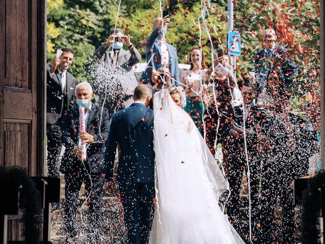 Il matrimonio di Alessandro e Claudia a Nerviano, Milano 56
