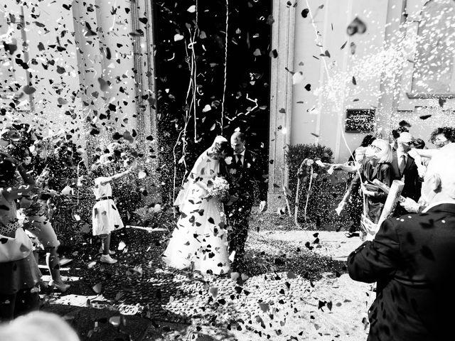 Il matrimonio di Alessandro e Claudia a Nerviano, Milano 57