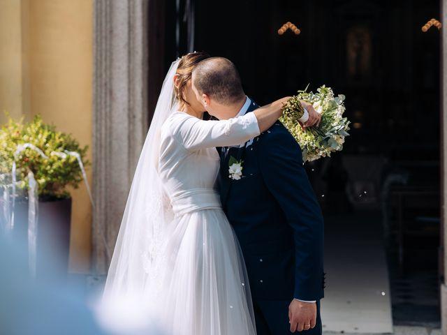 Il matrimonio di Alessandro e Claudia a Nerviano, Milano 58