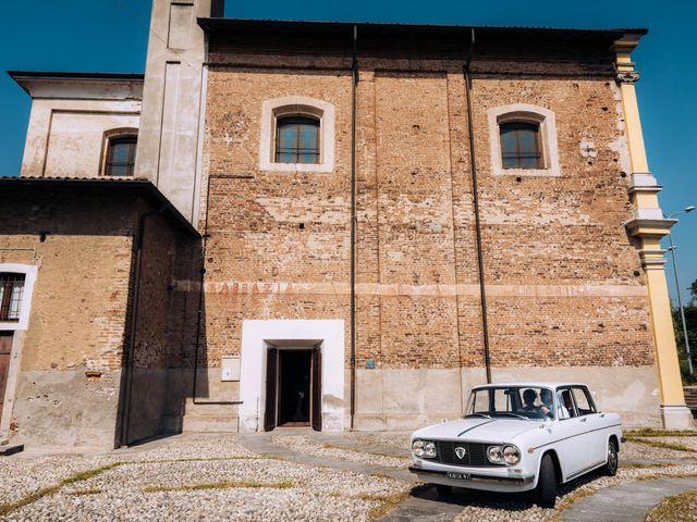 Il matrimonio di Alessandro e Claudia a Nerviano, Milano 59