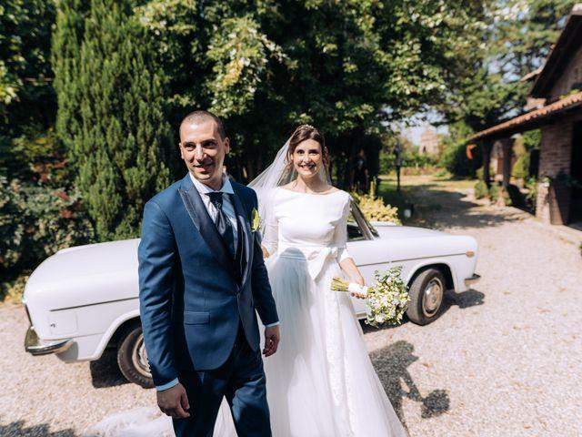 Il matrimonio di Alessandro e Claudia a Nerviano, Milano 66