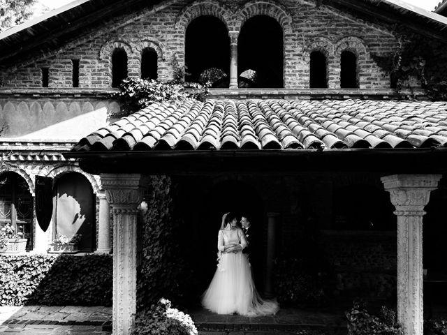 Il matrimonio di Alessandro e Claudia a Nerviano, Milano 69