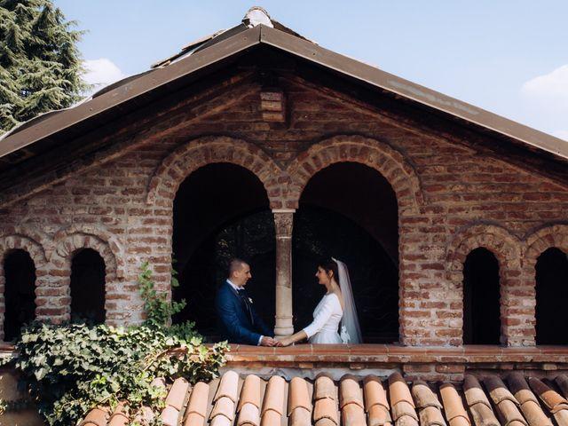 Il matrimonio di Alessandro e Claudia a Nerviano, Milano 71