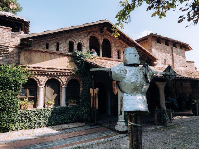 Il matrimonio di Alessandro e Claudia a Nerviano, Milano 72