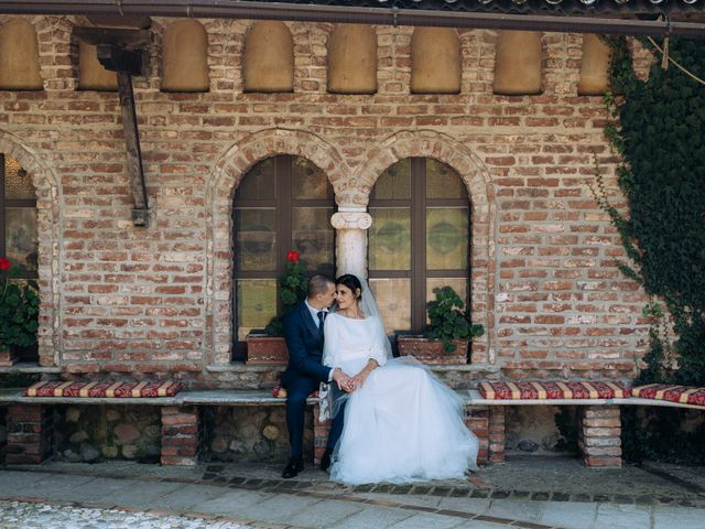 Il matrimonio di Alessandro e Claudia a Nerviano, Milano 73