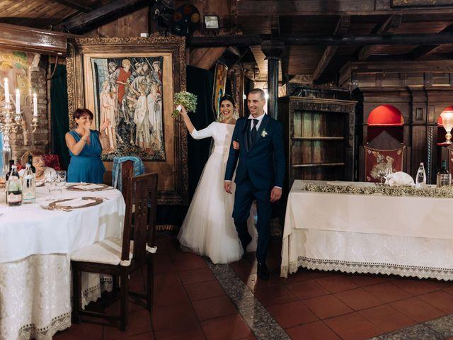 Il matrimonio di Alessandro e Claudia a Nerviano, Milano 76