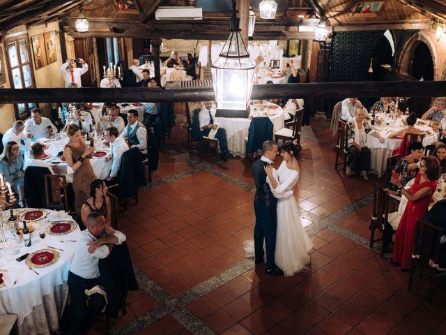 Il matrimonio di Alessandro e Claudia a Nerviano, Milano 77