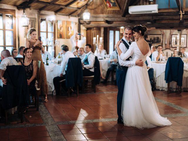Il matrimonio di Alessandro e Claudia a Nerviano, Milano 79