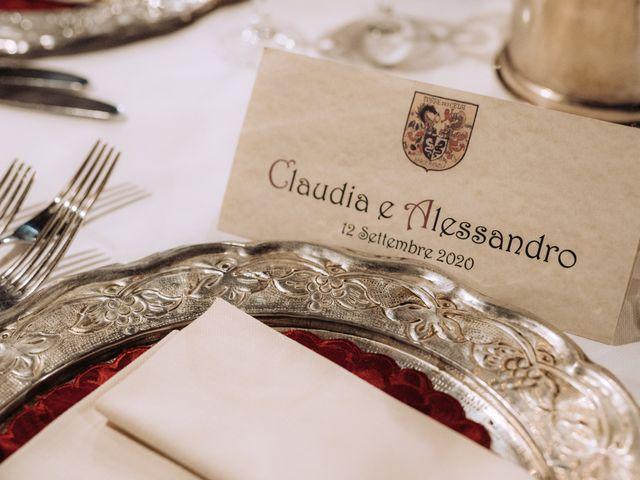 Il matrimonio di Alessandro e Claudia a Nerviano, Milano 82