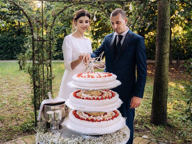 Il matrimonio di Alessandro e Claudia a Nerviano, Milano 86