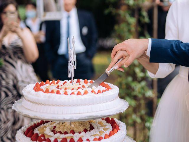 Il matrimonio di Alessandro e Claudia a Nerviano, Milano 87