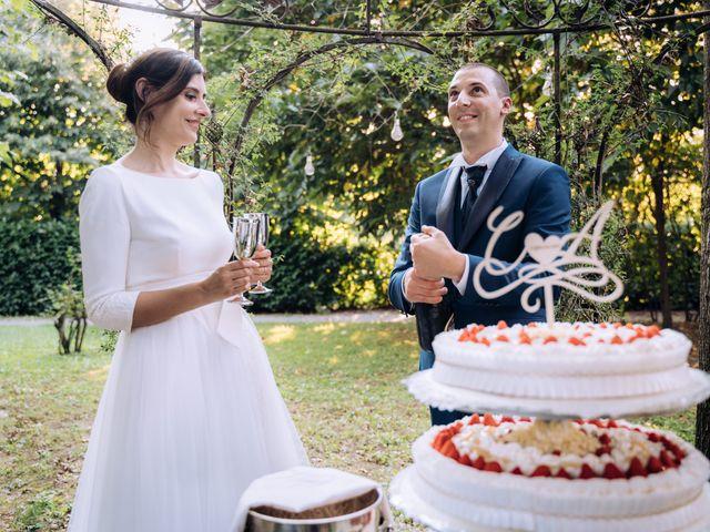 Il matrimonio di Alessandro e Claudia a Nerviano, Milano 88