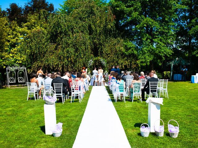 Il matrimonio di Nicola e Elena a Monticello Brianza, Lecco 1