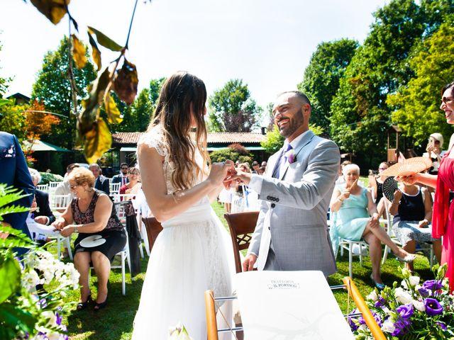 Il matrimonio di Nicola e Elena a Monticello Brianza, Lecco 2