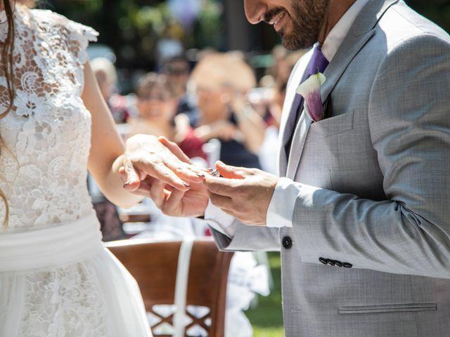 Il matrimonio di Nicola e Elena a Monticello Brianza, Lecco 6