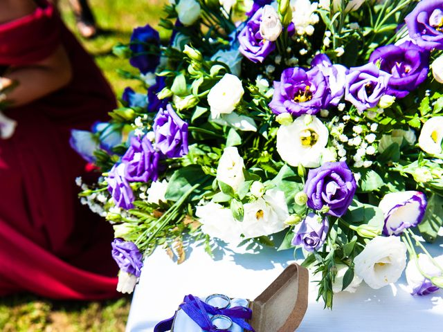 Il matrimonio di Nicola e Elena a Monticello Brianza, Lecco 8